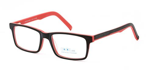 Cooline 034 c1 black/red  51/17/138