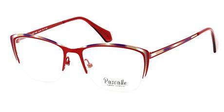 Pascalle PSE 1630-44 red 54/17/145