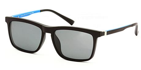 Cooline 056 black/blue 2V1 54/16/142 + clip-on
