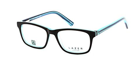 2174 - LAZER black/blue 48/16/130