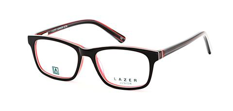 2174 - LAZER black/red 48/16/130