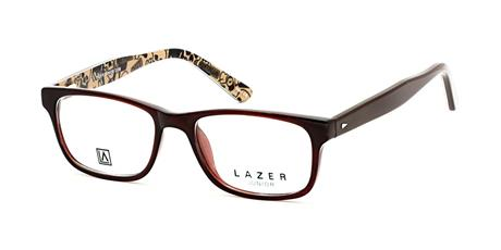 2158 - LAZER brown  47/16/130
