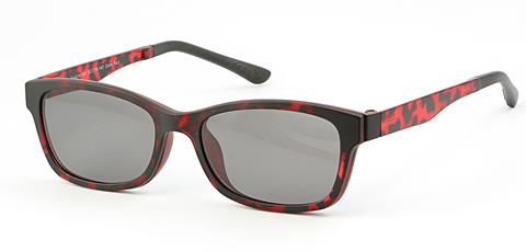 Cooline 041 demi red 54/17/140 + clip-on ›