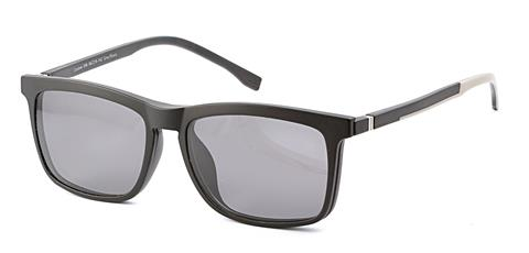 Cooline 056 grey/black 2V1 54/16/142 + clip-on