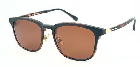 Cooline 091 c5 demi brown 2V1 53/19/142 + clip-on