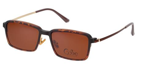 Cooline 119 brown 2V1 56/17/145 + clip-on