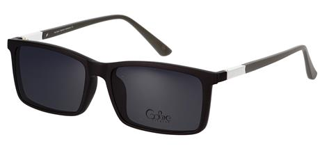 Cooline 122 black/grey 2V1 56/16/145 + clip-on