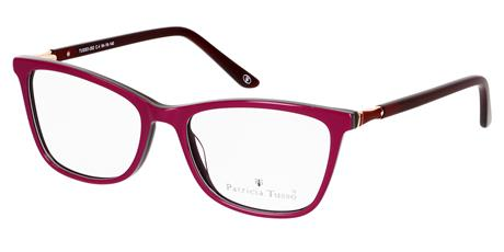 TUSSO-352 c4 rose red/golden 54/16/140