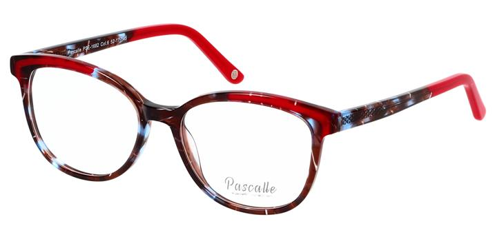 Pascalle PSE 1682-06 red/blue 52/17/145