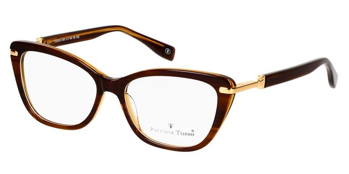TUSSO-358 c4 s.stripe brown 54/16/145